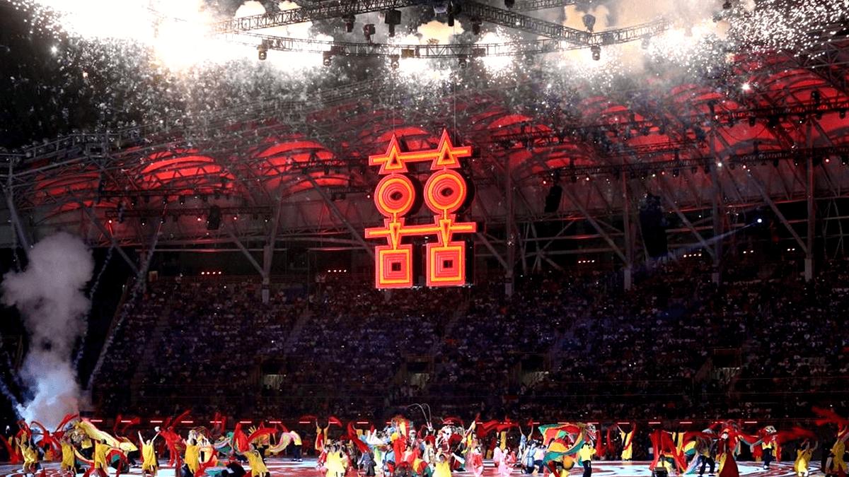 臺北世大運開幕-安益