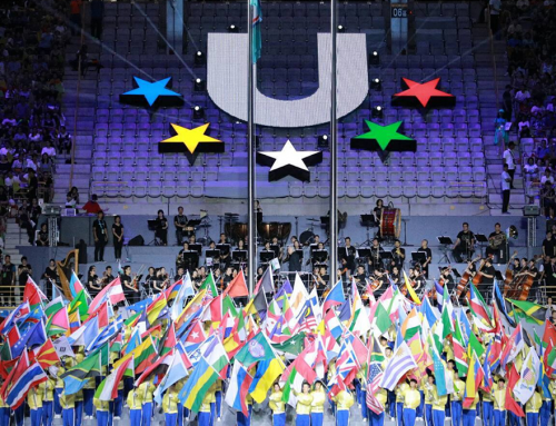 The team behind Taipei 2017 Summer Universiade Opening & Closing Ceremonies: Interplan International Corp.