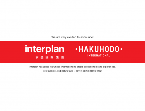 Interplan has joined Hakuhodo International to create exceptional brand experiences